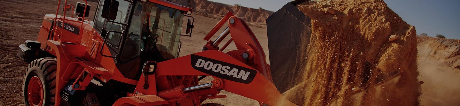 Peças Doosan