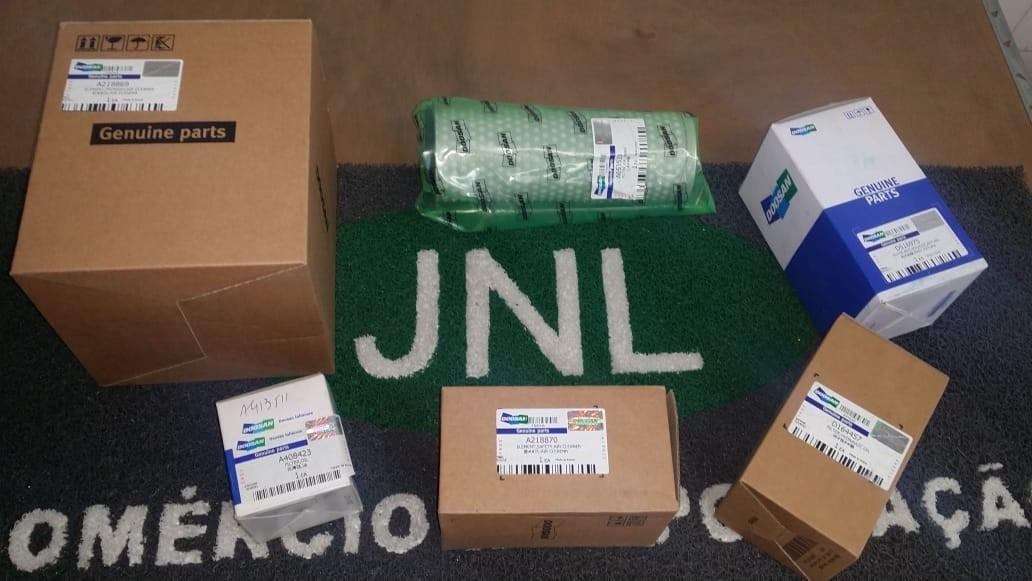 Distribuidor de peças para empilhadeiras