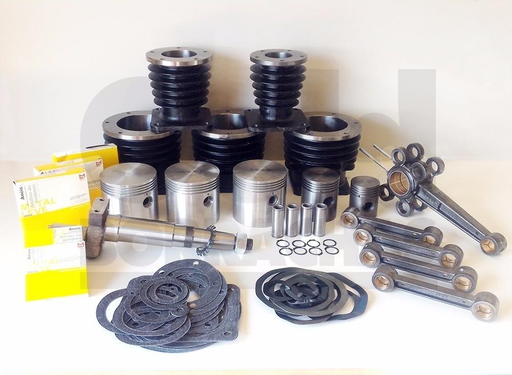Revenda de peças para compressores