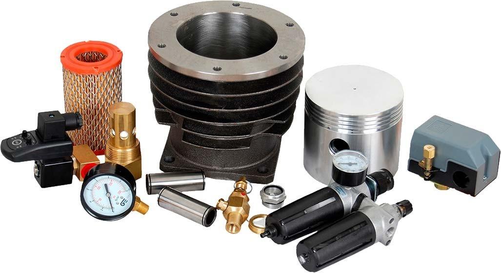Distribuidora de peças para compressores