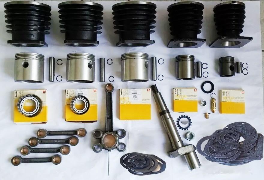 Loja de peças para compressores