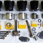 Peças de reposição para compressores de ar